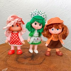 Vintage Jellybean and Gumball Dolls